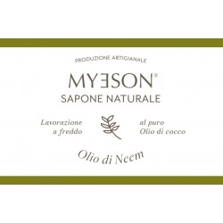 Sapone Naturale Solido Myeson NEEM